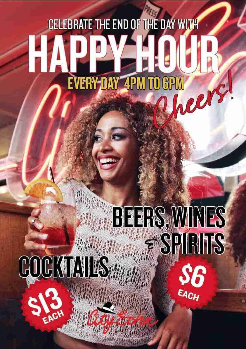 Happy Hour Every Day Oct19