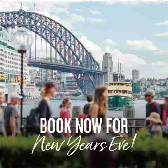 New Years Eve 2020 on Sydney Harbour