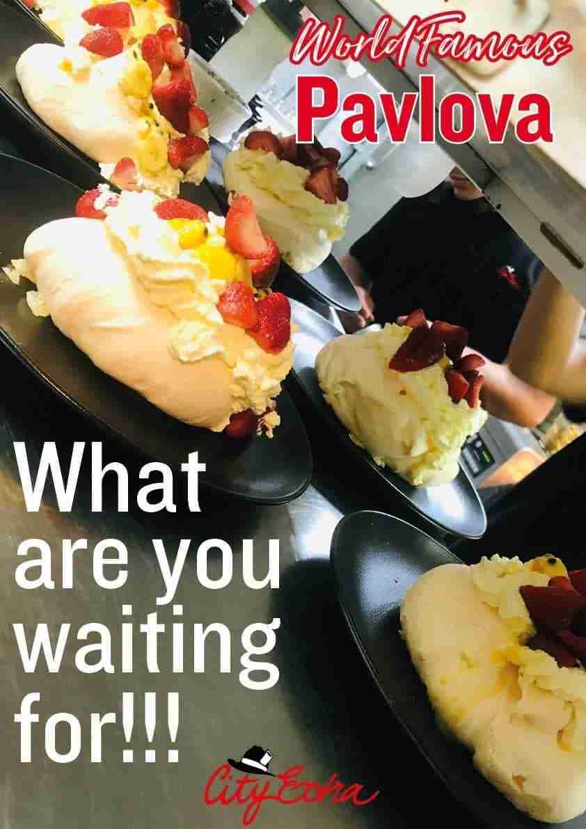 World Famous Pavlova 3