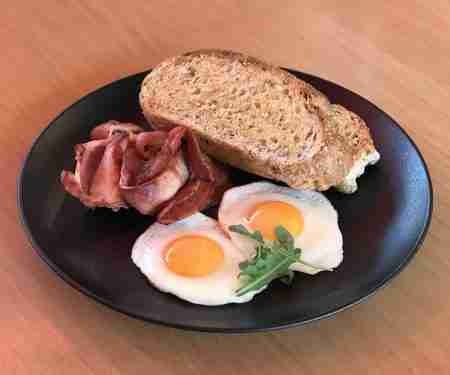 Bacon and Eggs 1
