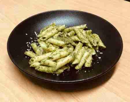 Penne Pesto 1