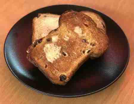 Raisin Toast 1