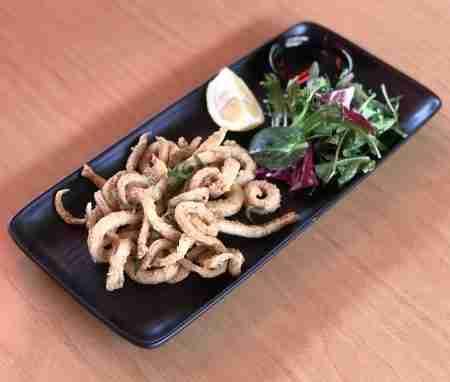 Salt & Pepper Squid 1