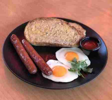 Sausages and Eggs 1