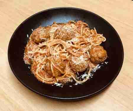 Spaghetti Polpette 1